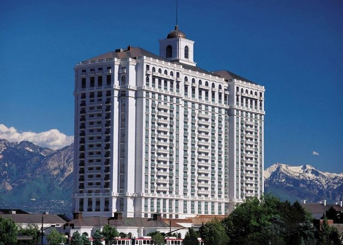 The Grand America Hotel, Salt Lake City