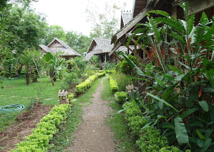Boatlanding Guest House, Luang Nam Tha, Laos