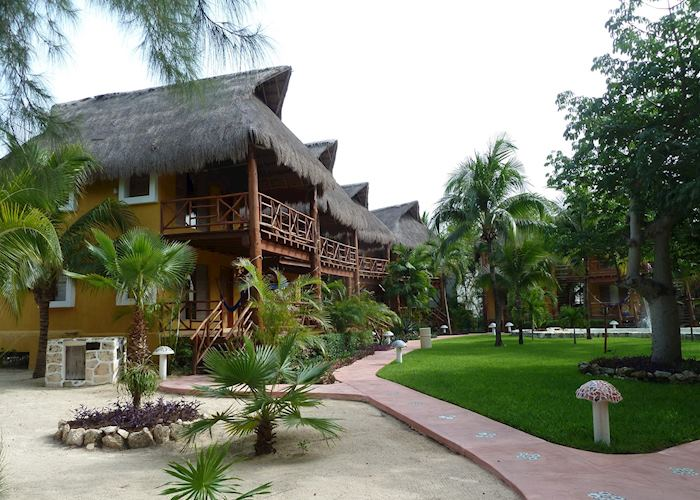 Mahekal Beach Resort, Playa del Carmen