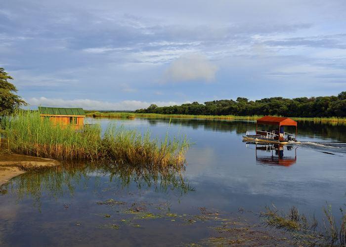 Boat trip from Hakusembe River Lodge, Rundu