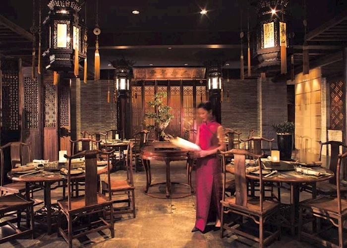 Huang Ting Restaurant, Peninsula Hotel, Beijing