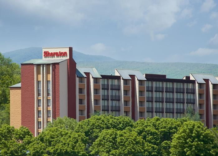 Sheraton Hotel Roanoke