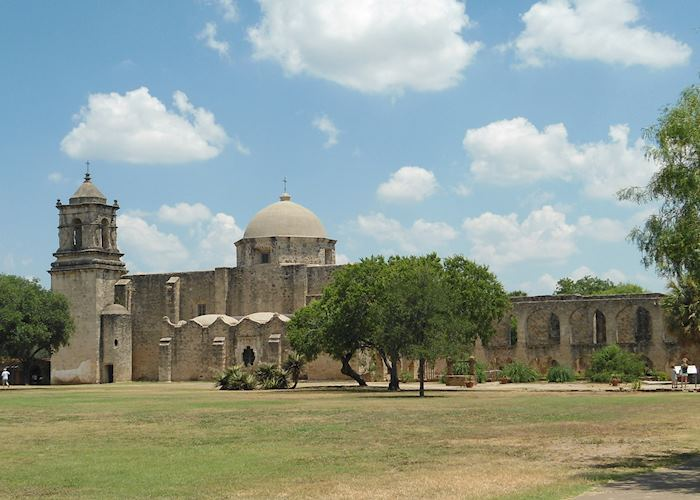 Mission San Jose, San Antonio