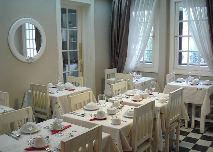 Breakfast room, Hotel Mito, Santiago