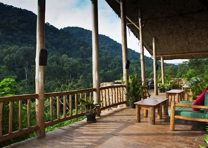 Engagi Lodge, Bwindi Impenetrable Forest National Park