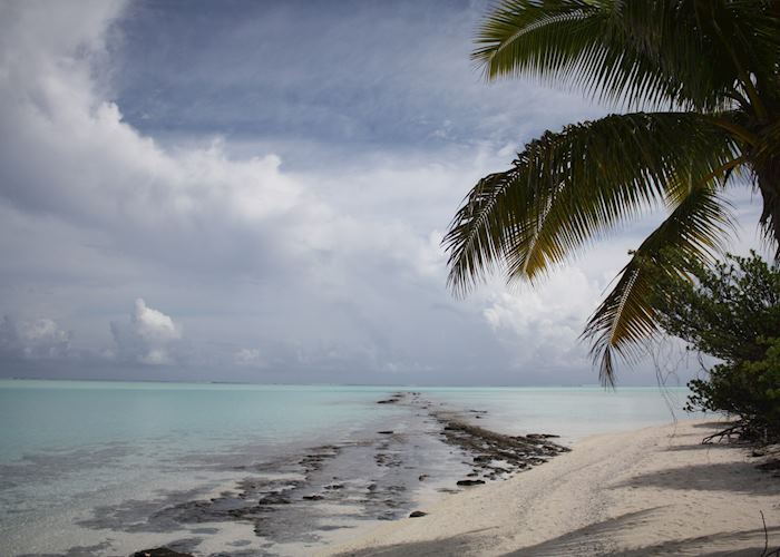 One Foot Island, Aitutaki, The Cook Islands