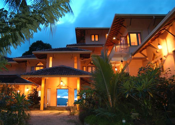 Villa Rosa, Kandy
