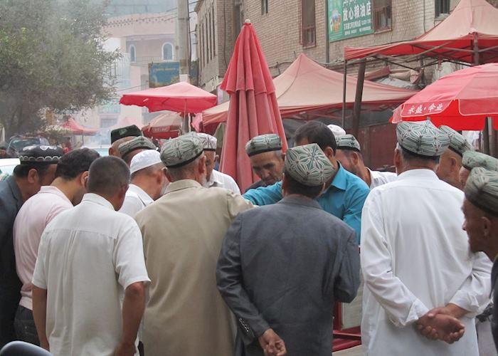 Kashgar, China