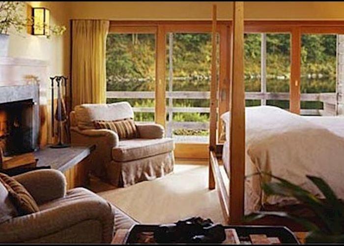 King Room, Tu Tu Tun Lodge, Gold Beach
