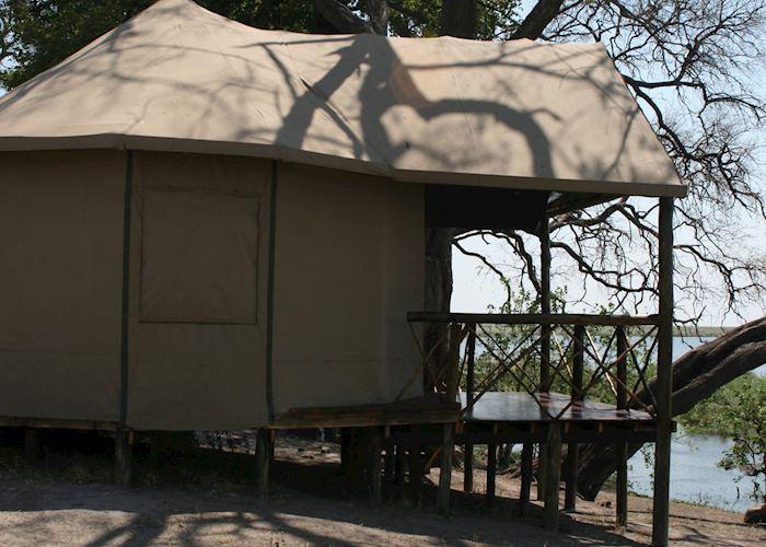 Camp Linyanti, Linyanti Wetlands