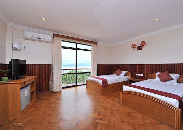 Deluxe, Ayeyarwaddy River View Hotel, Mandalay