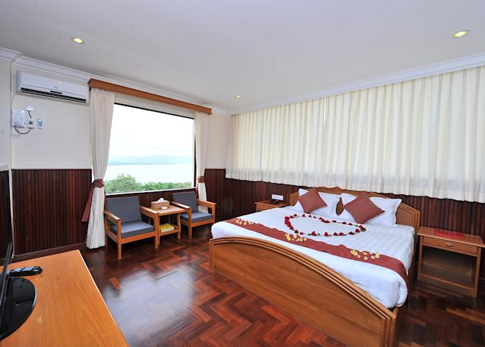 Deluxe, Ayeyarwaddy River View Hotel, Mandalay