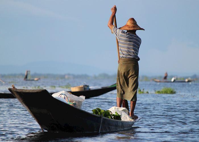 Inle Lake, Burma (Myanmar)
