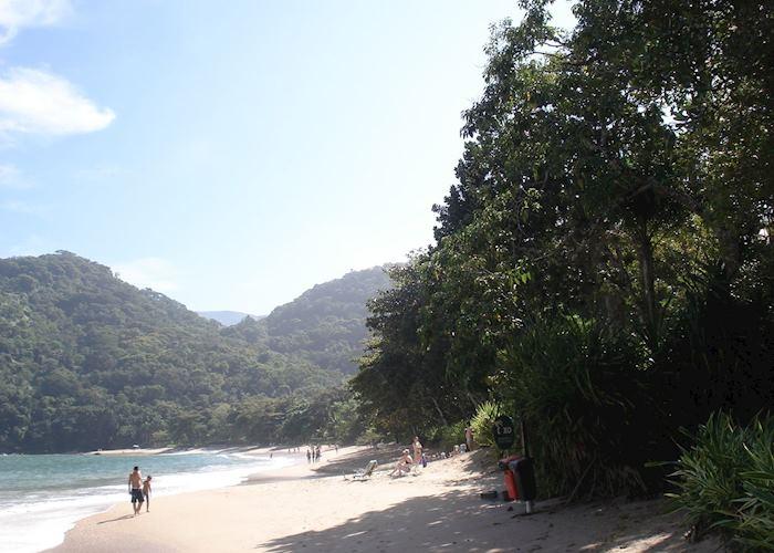 Green Coast Beaches near Paraty