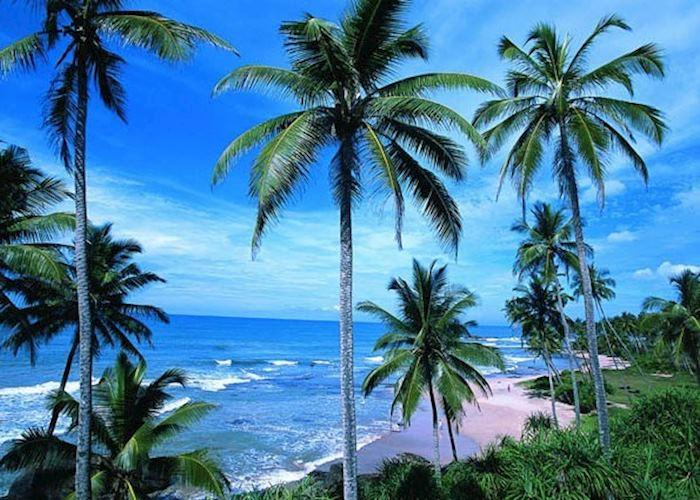 South coast beaches near Galle, Sri Lanka