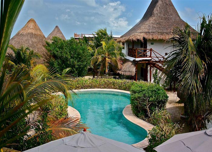 Hotel Las Nubes, Isla Holbox