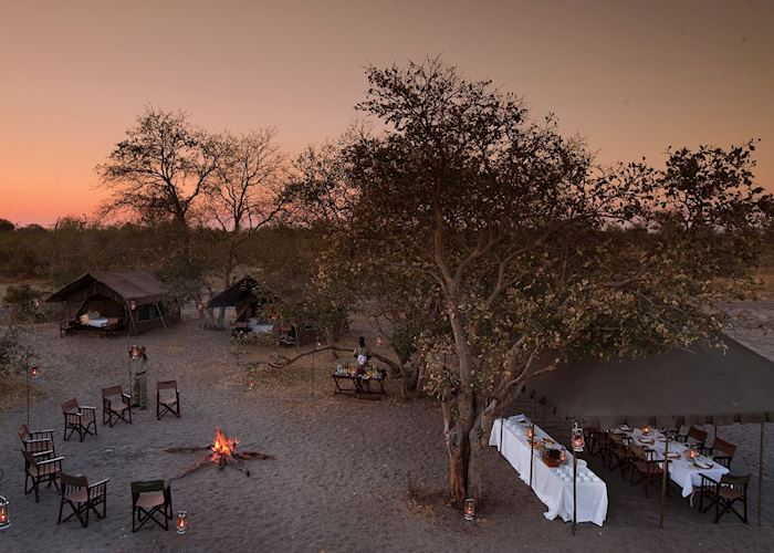Chobe Under Canvas Camp, Chobe National Park