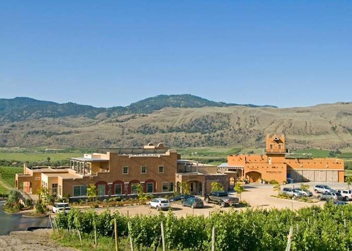 Burrowing Owl Estate Winery,Osoyoos