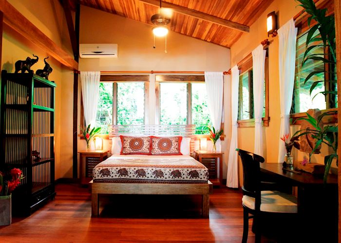 Double room, Copa de Arbol Beach & Rainforest Resort,Copa de Arbol