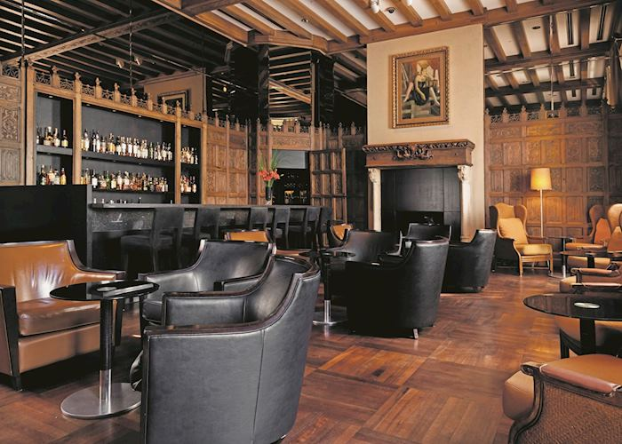 Oak Bar, Palacio Duhau, Buenos Aires