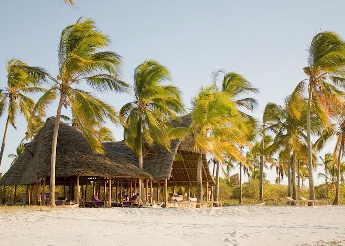 Fanjove Island Lodge, Songo Songo Archipelago