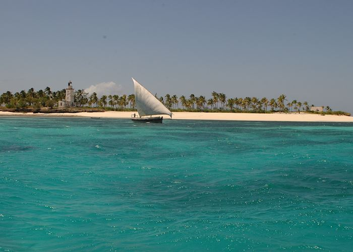 Fanjove Island, Songo Songo Archipelago