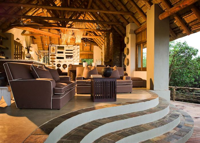 Phinda Mountain Lodge, Phinda Private Game Reserve