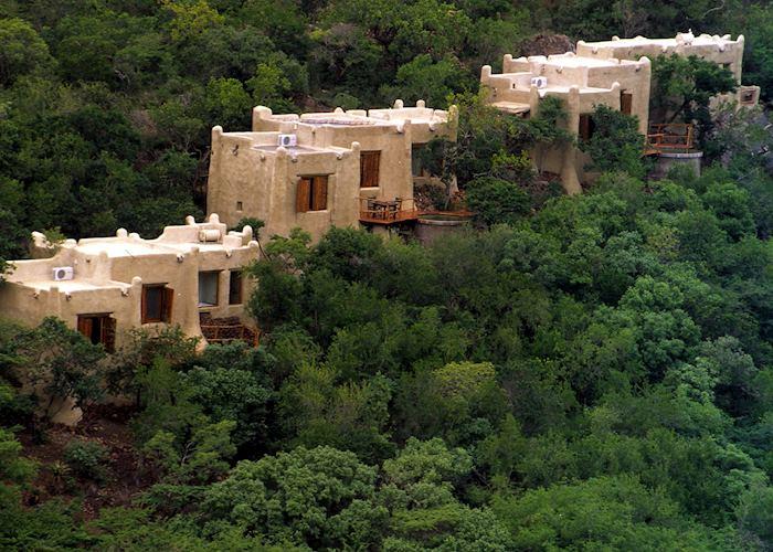 Phinda Rock Lodge, Phinda Private Game Reserve