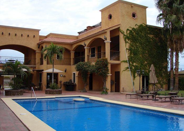 Hacienda Suites,Loreto