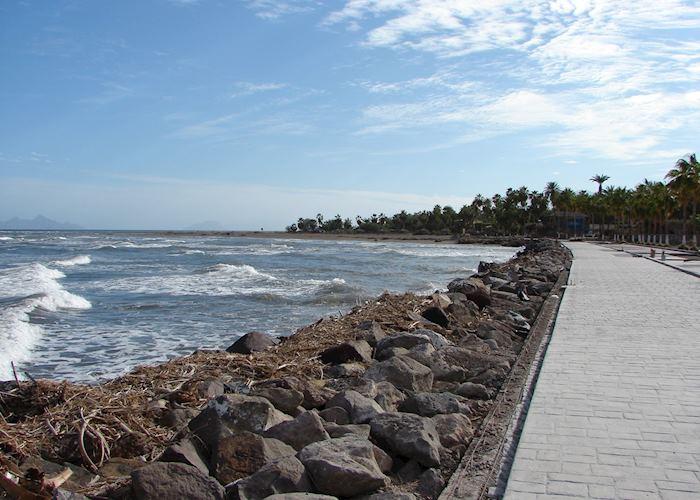 Malecon, Loreto, Mexico