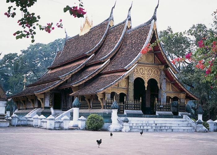 Temple, Luang Prabang