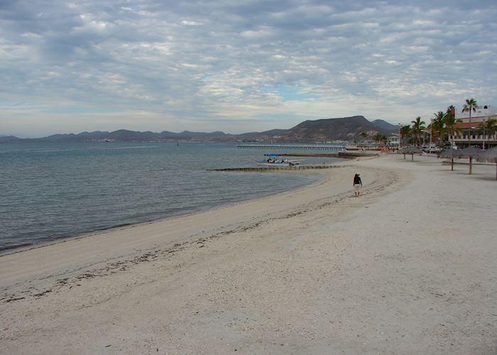 Beach La Paz,Mexico