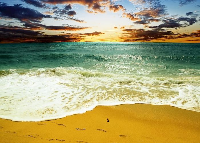 Sorong Beach