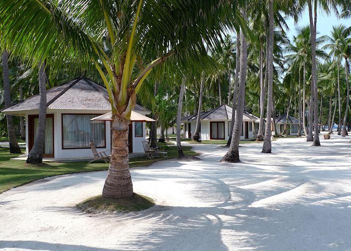 The Cottages, Kura Kura Resort, Pulau Menyawakan