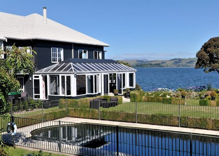 The Black Swan Boutique Hotel,Rotorua