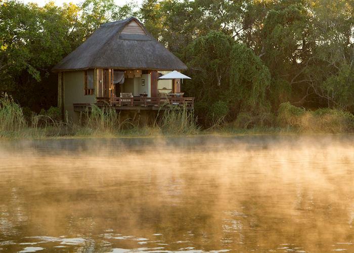 Royal Chundu River Lodge,Livingstone & The Victoria Falls