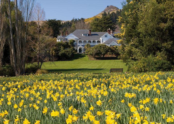 Otahuna Lodge, Christchurch