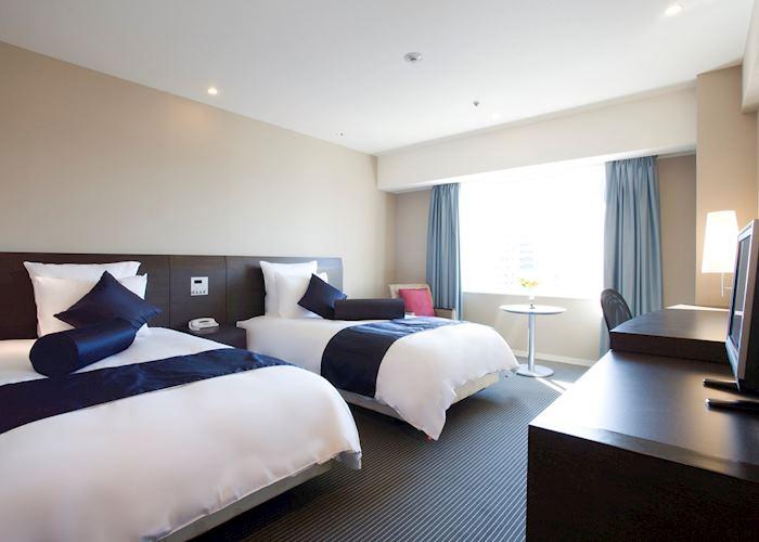 ANA Crowne Plaza Hotel, Standard Twin