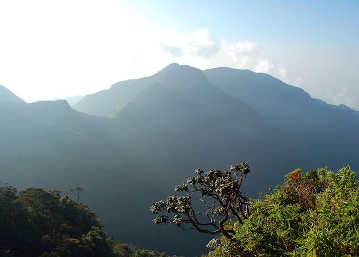 World's End, Horton Plains, Nuwara Eliya