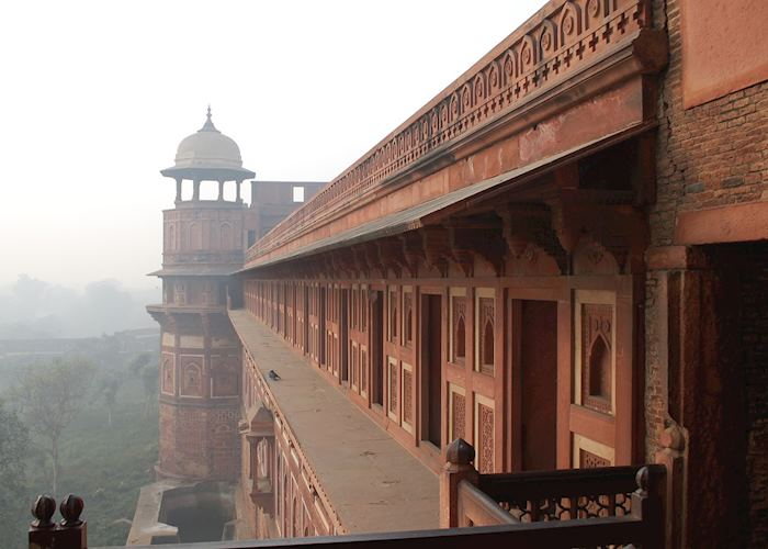 The Red Fort, Agra