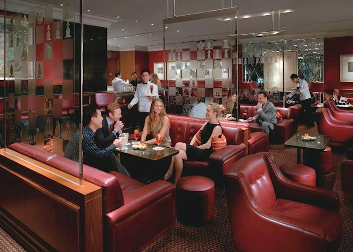 The Captain's Bar, Mandarin Oriental