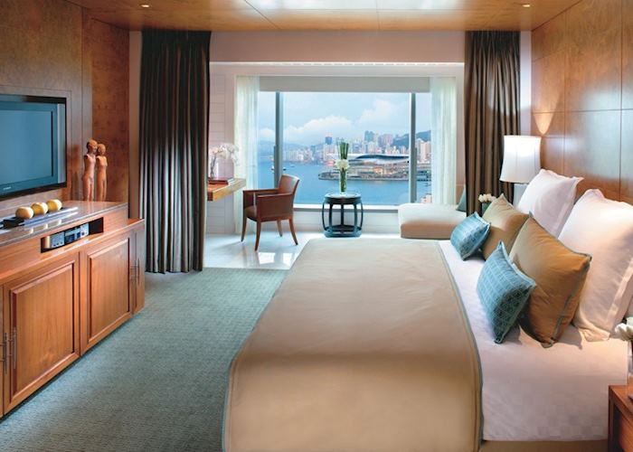 Harbour View Room, Mandarin Oriental
