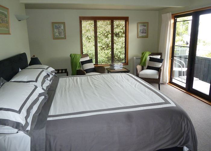 King Room,Wharewaka Lodge,Taupo