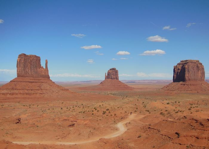 Monument Valley Navajo Tribal Park,The USA
