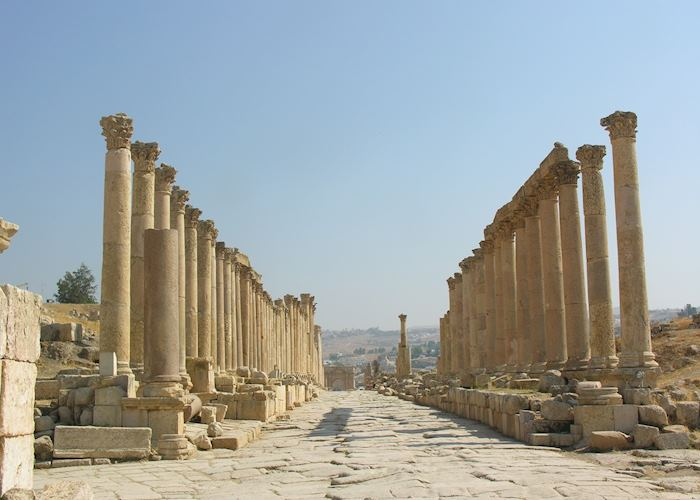 Jerash,Jordan