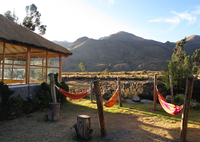 Killawasi Lodge,Colca Canyon