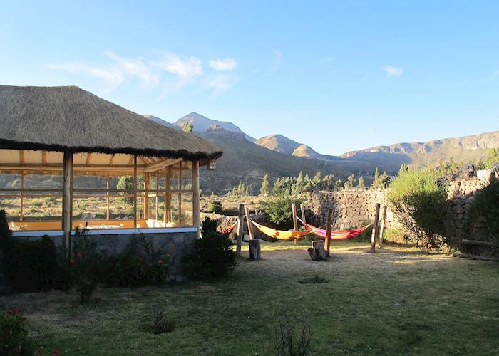 Killawasi Lodge,Colca Canyon