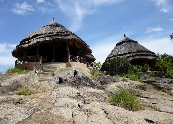 Mihingo Lodge, Lake Mburo National Park