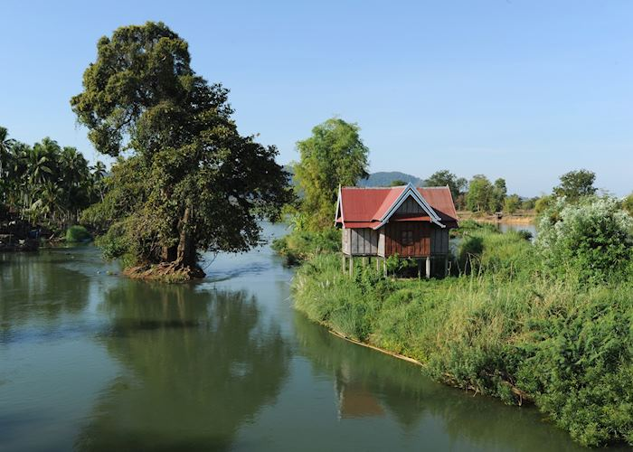 4000 Islands in southern Laos