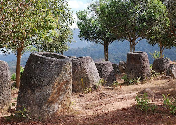 Plain of Jars, Phonsavan, central Laos